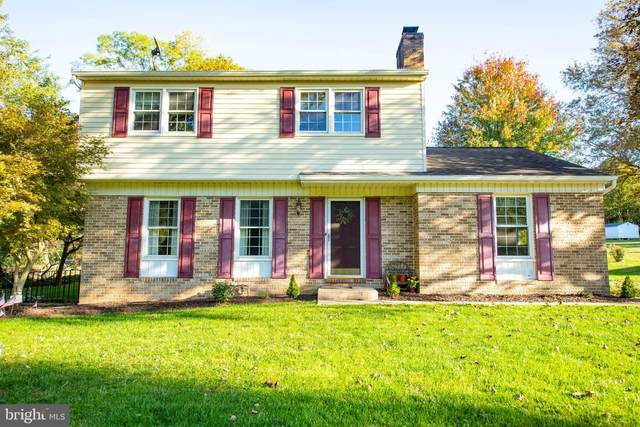 2411 Dixie Lane, FOREST HILL, MD 21050 (#MDHR2000307) :: Great Falls Great Homes