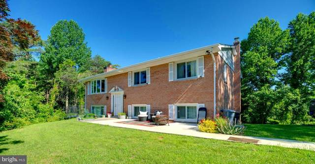 720 Ponds Wood Road, HUNTINGTOWN, MD 20639 (#MDCA2000182) :: Berkshire Hathaway HomeServices McNelis Group Properties