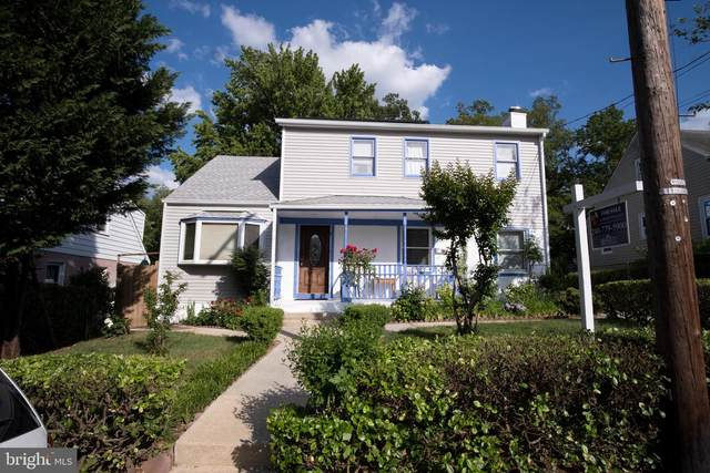 5011 54TH Place, HYATTSVILLE, MD 20781 (#MDPG2000890) :: Blackwell Real Estate