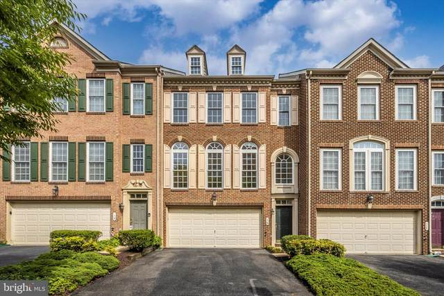 16 Swanton Lane, GAITHERSBURG, MD 20878 (#MDMC2001400) :: The Maryland Group of Long & Foster Real Estate