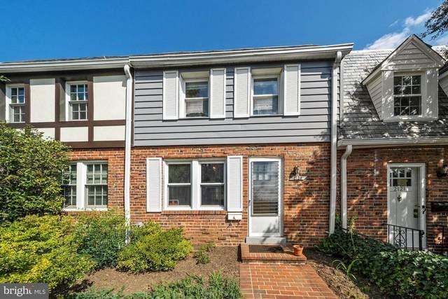 2123 N Brandywine Street, ARLINGTON, VA 22207 (#VAAR2000389) :: Crews Real Estate