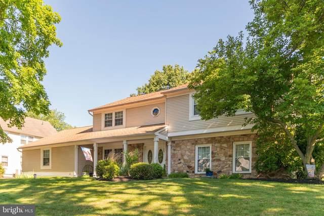 1224 Knox Drive, YARDLEY, PA 19067 (#PABU2000726) :: Blackwell Real Estate