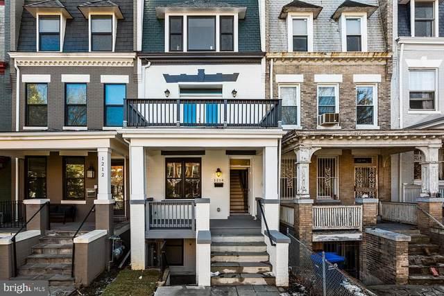 1214 Euclid Street NW Two, WASHINGTON, DC 20009 (#DCDC2001248) :: Corner House Realty