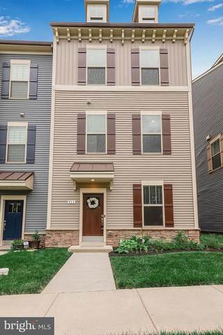 911 Badger Avenue, FREDERICK, MD 21702 (#MDFR2000478) :: ExecuHome Realty