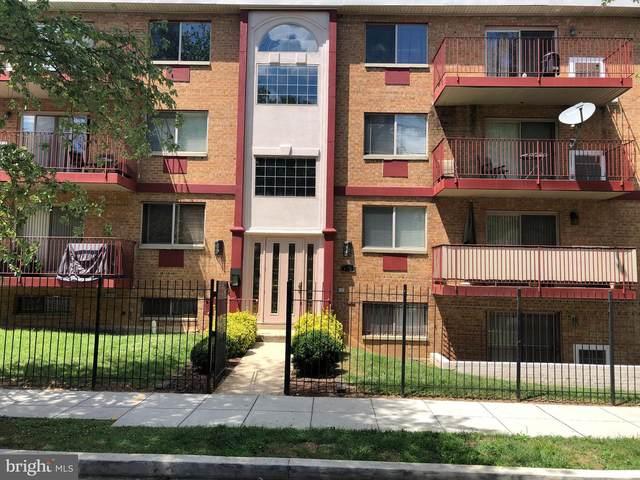 4124 Ames Street NE #201, WASHINGTON, DC 20019 (#DCDC2001250) :: ROSS   RESIDENTIAL