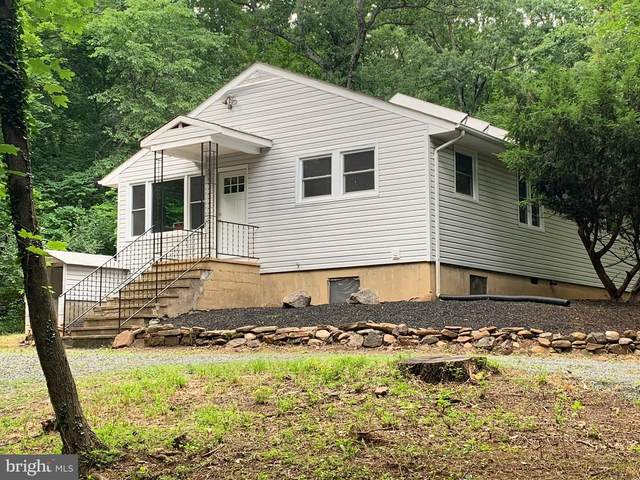 2302 Mountain Road, HAYMARKET, VA 20169 (#VAPW2000800) :: Debbie Dogrul Associates - Long and Foster Real Estate