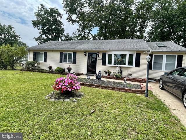 603 Arlene Drive, BROWNS MILLS, NJ 08015 (MLS #NJBL2000564) :: The Dekanski Home Selling Team