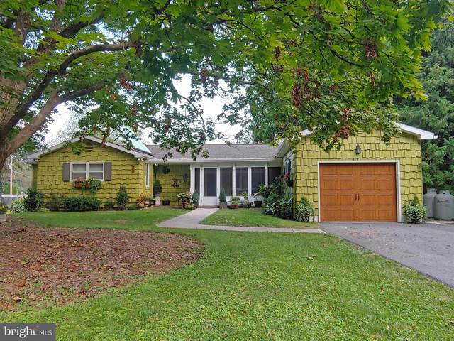 33 Spring Trail, FAIRFIELD, PA 17320 (#PAAD2000151) :: ExecuHome Realty