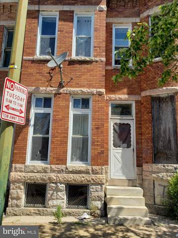 1830 W Lanvale Street, BALTIMORE, MD 21217 (#MDBA2001088) :: The Mike Coleman Team