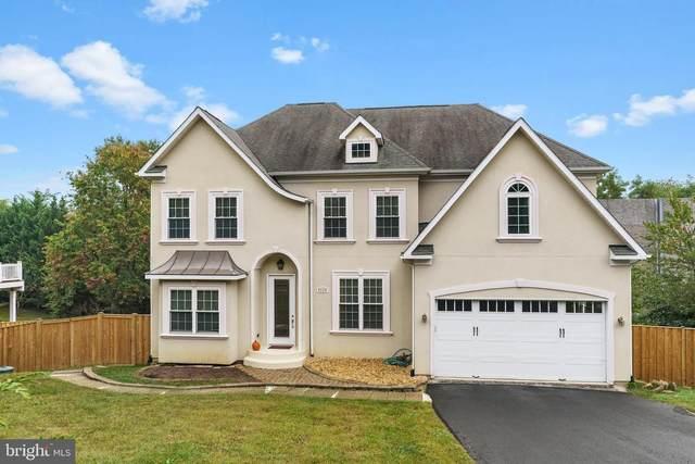 9259 Plaskett Lane, LORTON, VA 22079 (#VAFX2001533) :: Crews Real Estate