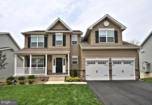 2220 Bridgeport Avenue, PENNSBURG, PA 18073 (#PAMC2001042) :: Linda Dale Real Estate Experts