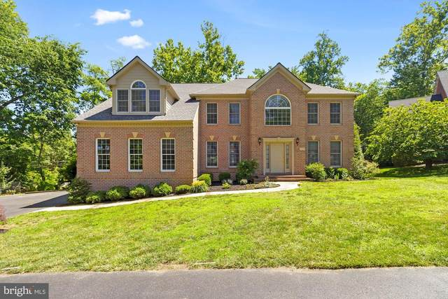 320 Meadowcroft Lane, LUTHERVILLE TIMONIUM, MD 21093 (#MDBC2000890) :: The Dailey Group