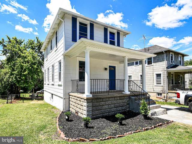 4307 Stanwood Avenue, BALTIMORE, MD 21206 (#MDBA2001098) :: Bowers Realty Group