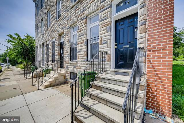1126 W Franklin Street, BALTIMORE, MD 21223 (#MDBA2001104) :: Shamrock Realty Group, Inc