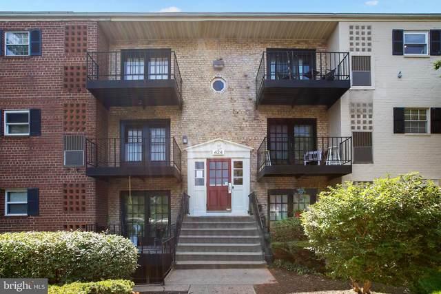 424 N Armistead Street #102, ALEXANDRIA, VA 22312 (#VAAX2000358) :: Ultimate Selling Team