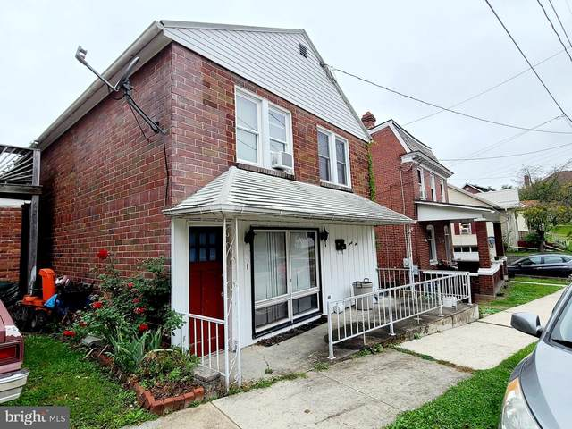 36 Weber Street, CUMBERLAND, MD 21502 (#MDAL2000103) :: The Piano Home Group