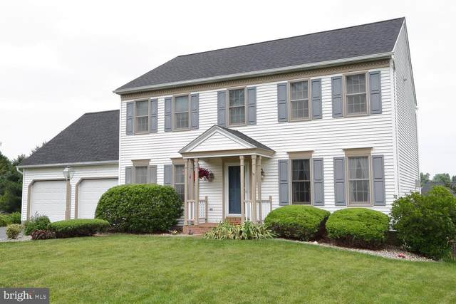 753 Chesterbrook Drive, YORK, PA 17406 (#PAYK2000478) :: Sunrise Home Sales Team of Mackintosh Inc Realtors