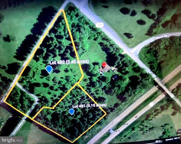 Bell Rd (Lot 4B2 - 3.48 Acres), ROUND HILL, VA 20142 (#VALO2000806) :: Pearson Smith Realty