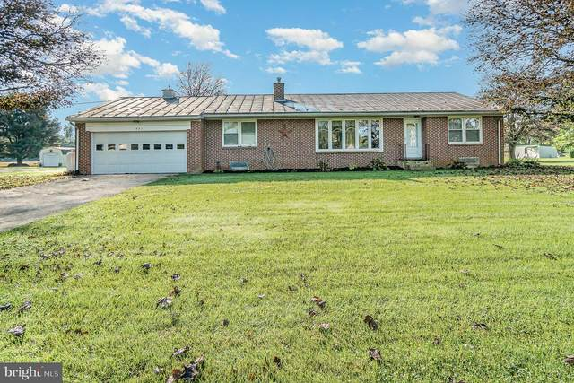 421 Pine Road, MOUNT HOLLY SPRINGS, PA 17065 (#PACB2000319) :: The Matt Lenza Real Estate Team