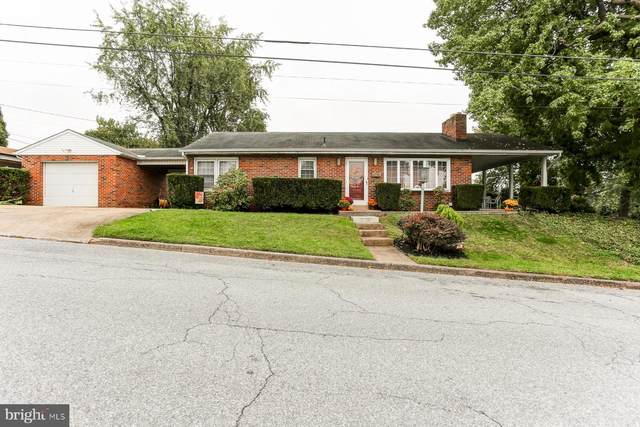 81 Paxton Street, HIGHSPIRE, PA 17034 (#PADA2000309) :: Tom Toole Sales Group at RE/MAX Main Line