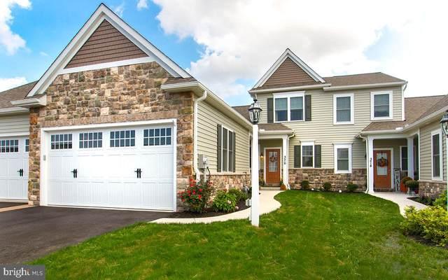 376 Pin Oak Drive, LITITZ, PA 17543 (#PALA2000537) :: Linda Dale Real Estate Experts