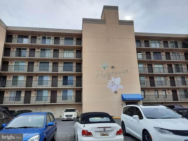 301 Atlantic Avenue 501 POLYNESIAN, OCEAN CITY, MD 21842 (#MDWO2000245) :: The Rhonda Frick Team