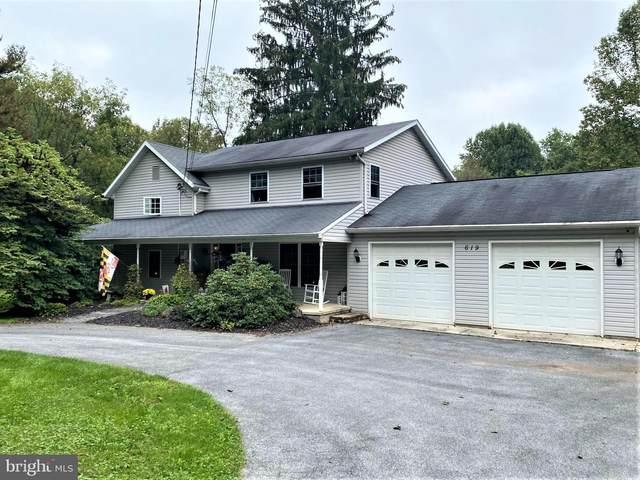 619 Morelock Schoolhouse, WESTMINSTER, MD 21158 (#MDCR2000227) :: Crossman & Co. Real Estate
