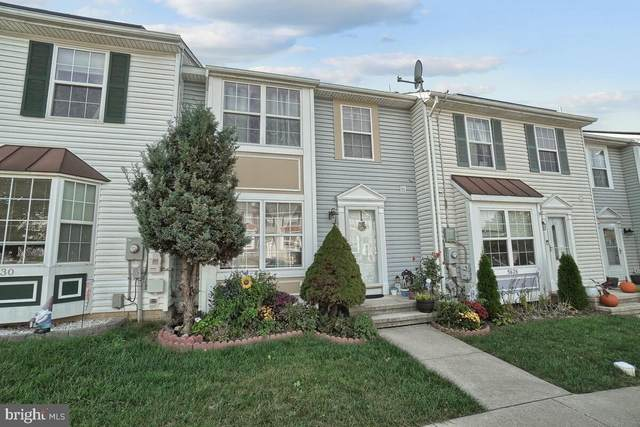 5628 Queen Anne Court, NEW MARKET, MD 21774 (#MDFR2000419) :: The Team Sordelet Realty Group