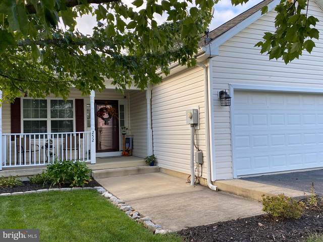 252 Dorothy Court, INWOOD, WV 25428 (#WVBE2000213) :: Betsher and Associates Realtors