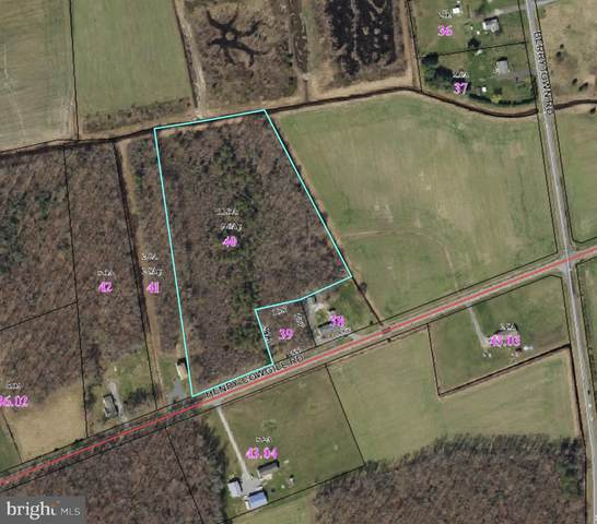 TBD Henry Cowgill Road, CAMDEN WYOMING, DE 19934 (#DEKT2000260) :: Your Home Realty