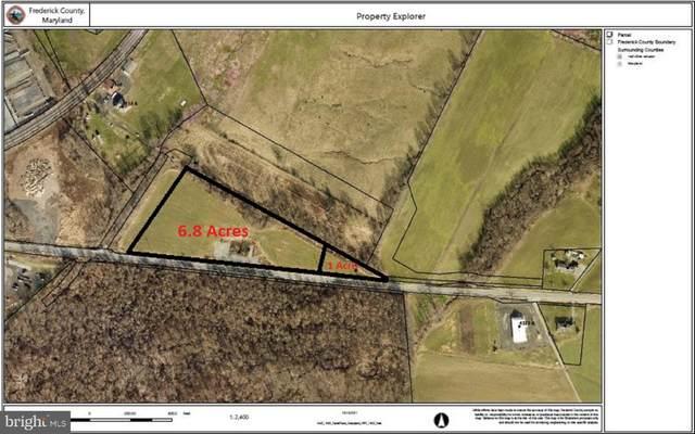 4220 Tuscarora Road, TUSCARORA, MD 21790 (#MDFR2000423) :: Berkshire Hathaway HomeServices PenFed Realty