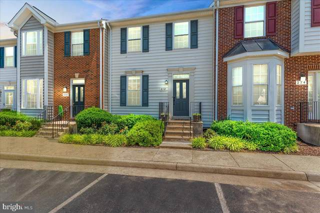 212 Kirby Street, MANASSAS PARK, VA 20111 (#VAMP2000016) :: Arlington Realty, Inc.