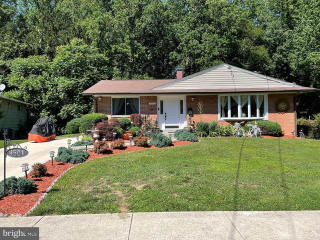 9501 Mcalpine Road, SILVER SPRING, MD 20901 (#MDMC2001484) :: The Maryland Group of Long & Foster Real Estate