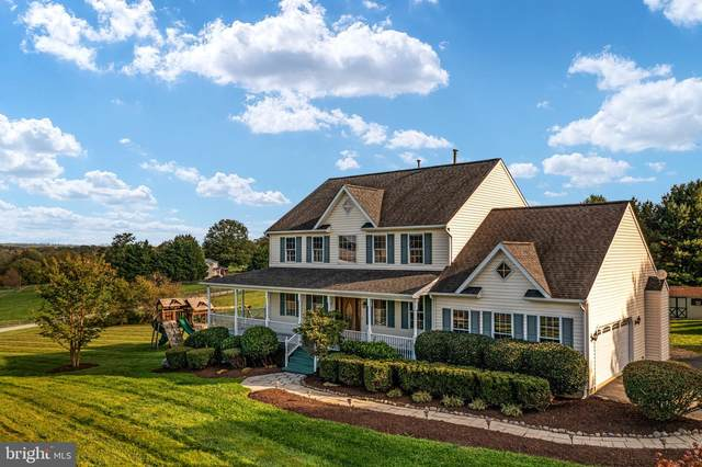 19281 Swan Court, PURCELLVILLE, VA 20132 (#VALO2000591) :: The Sky Group