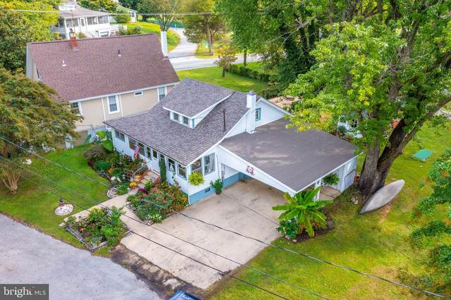 3403 Willow St., CHESAPEAKE BEACH, MD 20732 (#MDCA2000141) :: The Maryland Group of Long & Foster Real Estate