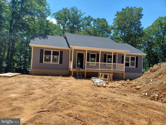 0 Pine Ridge Road, FRONT ROYAL, VA 22630 (#VAWR2000059) :: Dart Homes