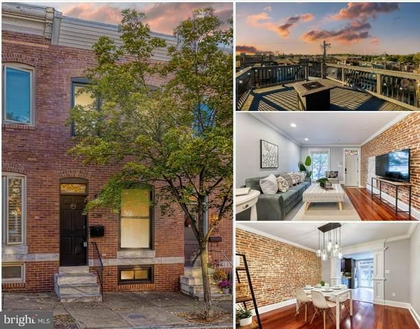 528 S Curley Street, BALTIMORE, MD 21224 (#MDBA2001195) :: Jim Bass Group of Real Estate Teams, LLC