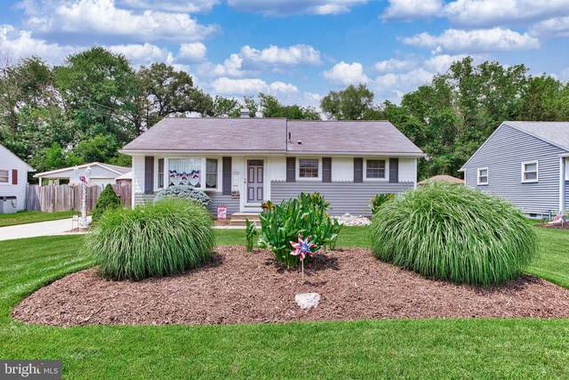 319 Cressmont Avenue, BLACKWOOD, NJ 08012 (#NJCD2000654) :: Linda Dale Real Estate Experts