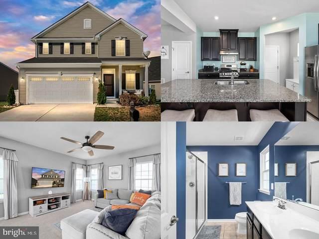 9305 Wood Creek Circle, FREDERICKSBURG, VA 22407 (#VASP2000211) :: RE/MAX Cornerstone Realty