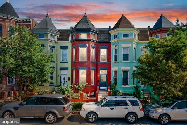3111 11TH Street NW, WASHINGTON, DC 20010 (#DCDC2001391) :: Speicher Group of Long & Foster Real Estate