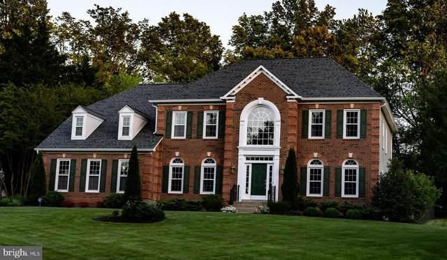 3449 Blandford Way, DAVIDSONVILLE, MD 21035 (#MDAA2000844) :: The Riffle Group of Keller Williams Select Realtors