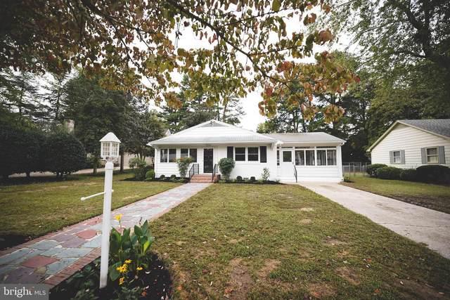 604 Crestview Lane, SALISBURY, MD 21801 (#MDWC2000101) :: Monarch Properties