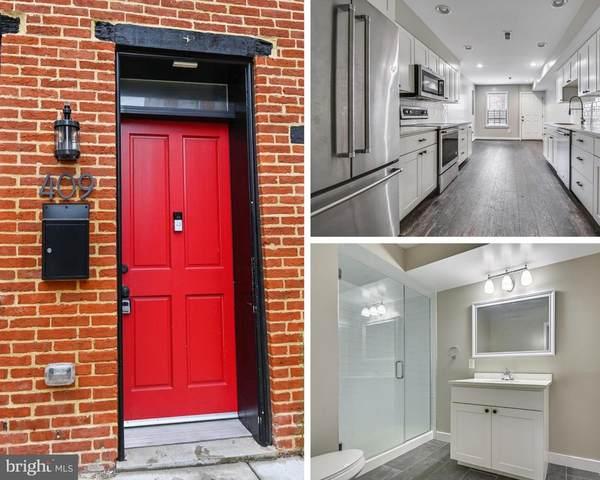 409 S Regester Street, BALTIMORE, MD 21231 (#MDBA2001203) :: Betsher and Associates Realtors