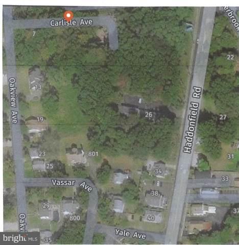 0 Carlisle Avenue, CHERRY HILL, NJ 08002 (#NJCD2000663) :: Sail Lake Realty