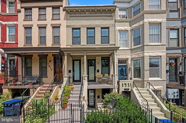 1615 1ST Street NW #2, WASHINGTON, DC 20001 (#DCDC2001292) :: Crossman & Co. Real Estate