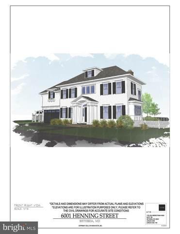 6001 Henning Street, BETHESDA, MD 20817 (#MDMC2001307) :: Dart Homes