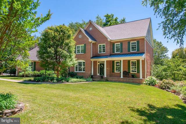 14702 Spring Meadows Drive, GERMANTOWN, MD 20874 (#MDMC2001516) :: The Maryland Group of Long & Foster Real Estate