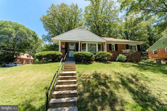 7115 Gateway Boulevard, DISTRICT HEIGHTS, MD 20747 (#MDPG2000946) :: Century 21 Dale Realty Co