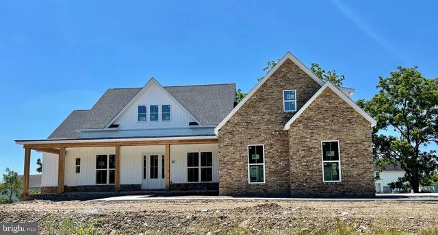 319 Moonstone Drive, KEARNEYSVILLE, WV 25430 (#WVJF2000089) :: Betsher and Associates Realtors