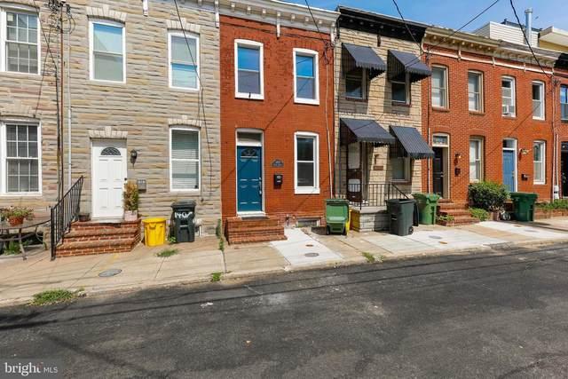 1409 Olive Street, BALTIMORE, MD 21230 (#MDBA2001146) :: Arlington Realty, Inc.
